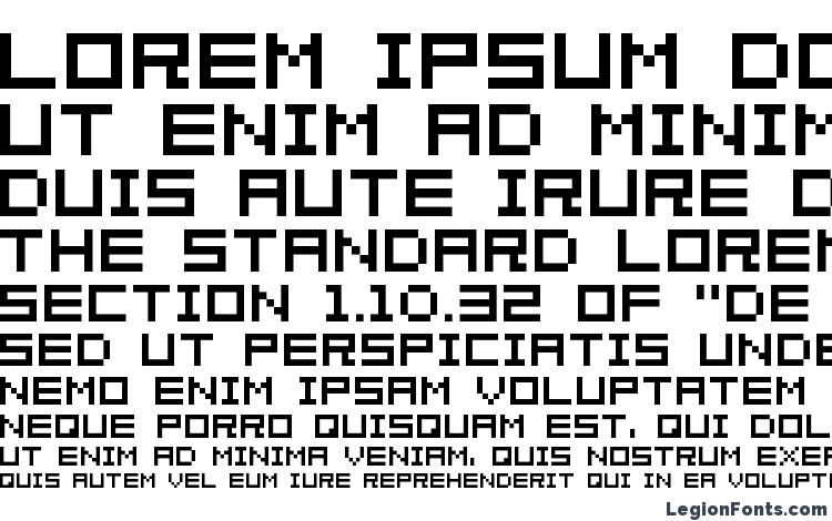specimens 04b08 font, sample 04b08 font, an example of writing 04b08 font, review 04b08 font, preview 04b08 font, 04b08 font