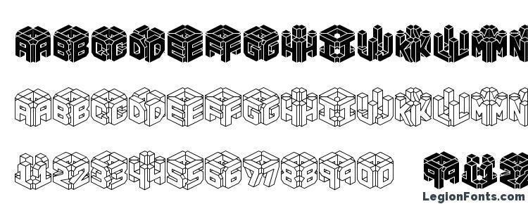 glyphs 3D LET (BRK) font, сharacters 3D LET (BRK) font, symbols 3D LET (BRK) font, character map 3D LET (BRK) font, preview 3D LET (BRK) font, abc 3D LET (BRK) font, 3D LET (BRK) font