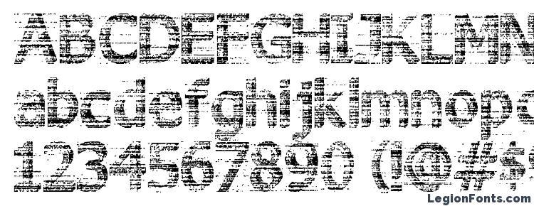 glyphs 3d noise font, сharacters 3d noise font, symbols 3d noise font, character map 3d noise font, preview 3d noise font, abc 3d noise font, 3d noise font