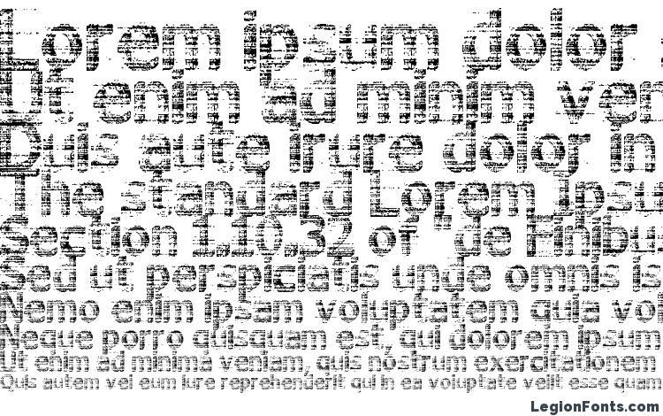specimens 3d noise font, sample 3d noise font, an example of writing 3d noise font, review 3d noise font, preview 3d noise font, 3d noise font