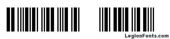 3of9 new Font, Barcode Fonts