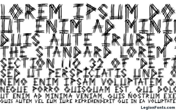 specimens 3prot font, sample 3prot font, an example of writing 3prot font, review 3prot font, preview 3prot font, 3prot font