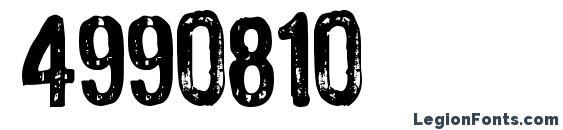 4990810 Font, Halloween Fonts