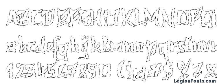 глифы шрифта 612KosheyLinePL Bold, символы шрифта 612KosheyLinePL Bold, символьная карта шрифта 612KosheyLinePL Bold, предварительный просмотр шрифта 612KosheyLinePL Bold, алфавит шрифта 612KosheyLinePL Bold, шрифт 612KosheyLinePL Bold
