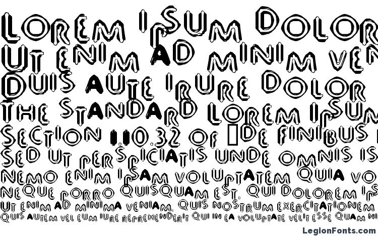 specimens 80db font, sample 80db font, an example of writing 80db font, review 80db font, preview 80db font, 80db font