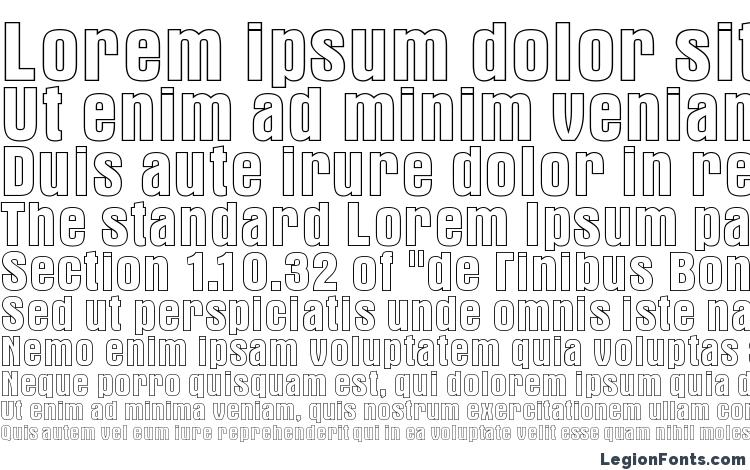 specimens A alternaotlregular font, sample A alternaotlregular font, an example of writing A alternaotlregular font, review A alternaotlregular font, preview A alternaotlregular font, A alternaotlregular font