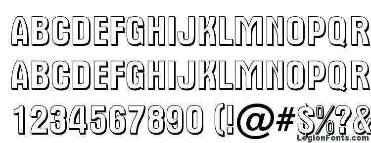 глифы шрифта a AlternaTitul3D, символы шрифта a AlternaTitul3D, символьная карта шрифта a AlternaTitul3D, предварительный просмотр шрифта a AlternaTitul3D, алфавит шрифта a AlternaTitul3D, шрифт a AlternaTitul3D