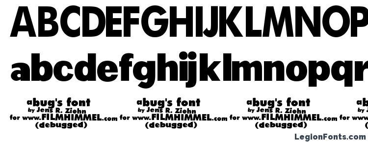 глифы шрифта a bugs life debugged, символы шрифта a bugs life debugged, символьная карта шрифта a bugs life debugged, предварительный просмотр шрифта a bugs life debugged, алфавит шрифта a bugs life debugged, шрифт a bugs life debugged