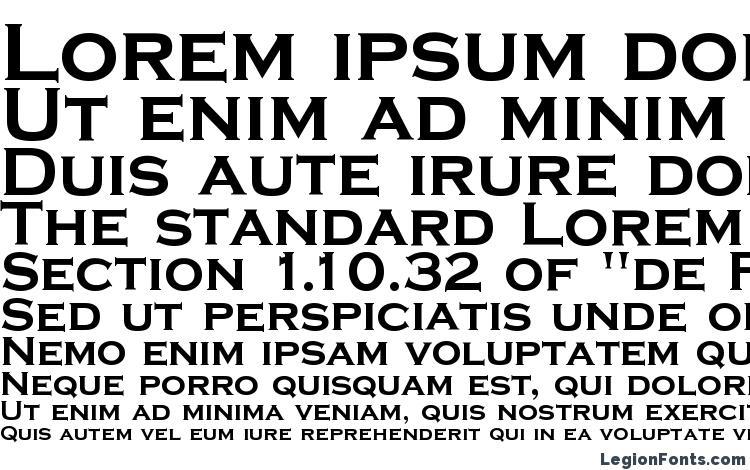 specimens a CopperGothCpsExp font, sample a CopperGothCpsExp font, an example of writing a CopperGothCpsExp font, review a CopperGothCpsExp font, preview a CopperGothCpsExp font, a CopperGothCpsExp font