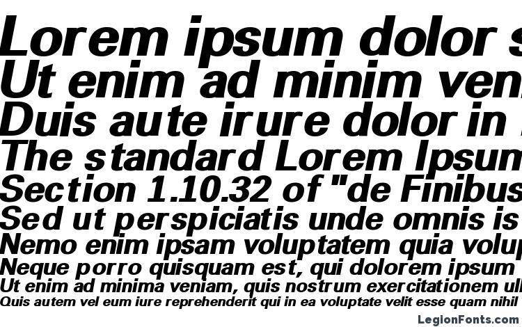 specimens a GroticExtraBold Italic font, sample a GroticExtraBold Italic font, an example of writing a GroticExtraBold Italic font, review a GroticExtraBold Italic font, preview a GroticExtraBold Italic font, a GroticExtraBold Italic font