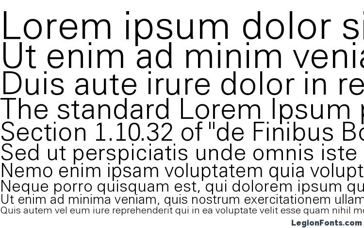specimens a GroticLt font, sample a GroticLt font, an example of writing a GroticLt font, review a GroticLt font, preview a GroticLt font, a GroticLt font