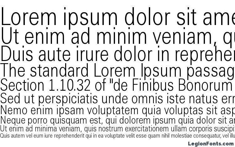 specimens a GroticLtNr Normal font, sample a GroticLtNr Normal font, an example of writing a GroticLtNr Normal font, review a GroticLtNr Normal font, preview a GroticLtNr Normal font, a GroticLtNr Normal font