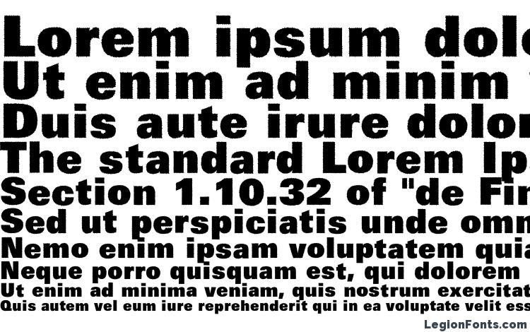specimens a GroticRoghXBlack font, sample a GroticRoghXBlack font, an example of writing a GroticRoghXBlack font, review a GroticRoghXBlack font, preview a GroticRoghXBlack font, a GroticRoghXBlack font