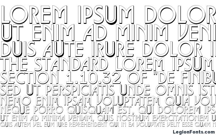 specimens a Lancet3D font, sample a Lancet3D font, an example of writing a Lancet3D font, review a Lancet3D font, preview a Lancet3D font, a Lancet3D font