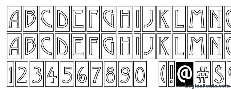 глифы шрифта a ModernoCmOtl, символы шрифта a ModernoCmOtl, символьная карта шрифта a ModernoCmOtl, предварительный просмотр шрифта a ModernoCmOtl, алфавит шрифта a ModernoCmOtl, шрифт a ModernoCmOtl