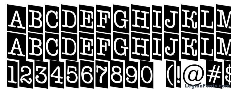 glyphs a OldTyperNrCmDn font, сharacters a OldTyperNrCmDn font, symbols a OldTyperNrCmDn font, character map a OldTyperNrCmDn font, preview a OldTyperNrCmDn font, abc a OldTyperNrCmDn font, a OldTyperNrCmDn font