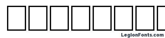 a PlakatCmplBtd ExtraBold Font