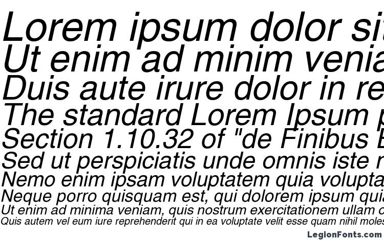 образцы шрифта A1010Helvetika N Italic, образец шрифта A1010Helvetika N Italic, пример написания шрифта A1010Helvetika N Italic, просмотр шрифта A1010Helvetika N Italic, предосмотр шрифта A1010Helvetika N Italic, шрифт A1010Helvetika N Italic