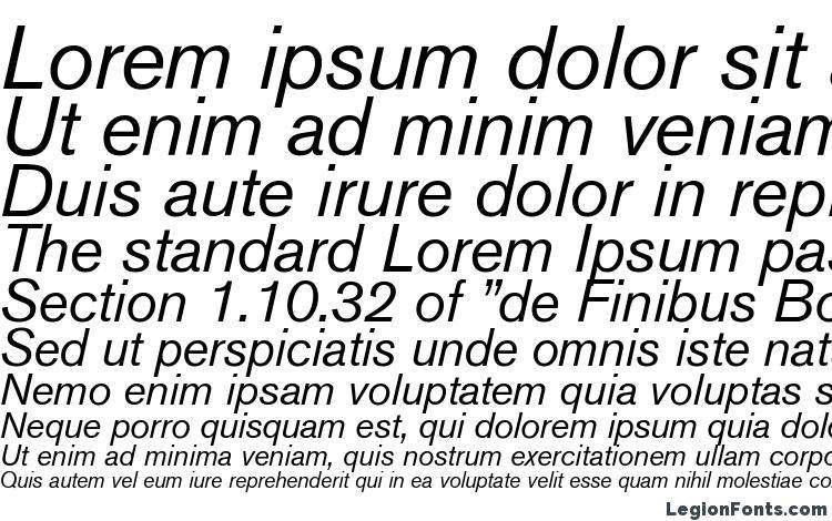 specimens A750 Sans Italic font, sample A750 Sans Italic font, an example of writing A750 Sans Italic font, review A750 Sans Italic font, preview A750 Sans Italic font, A750 Sans Italic font