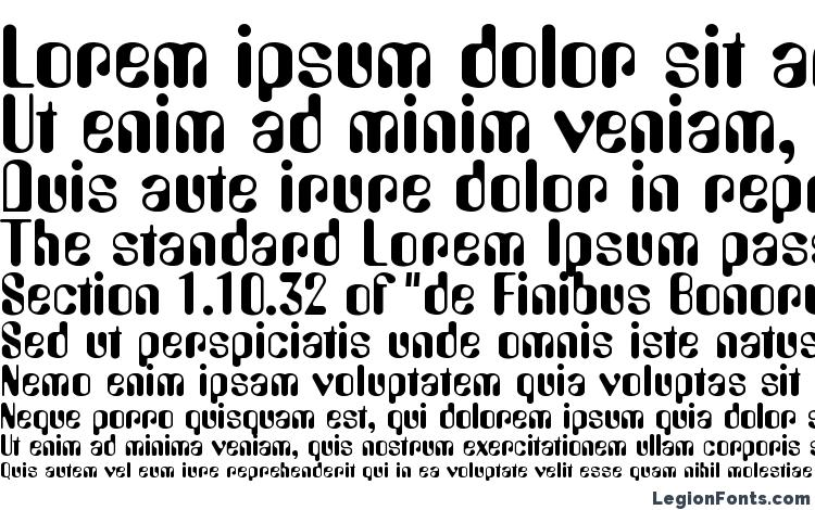 specimens A770 Deco Regular font, sample A770 Deco Regular font, an example of writing A770 Deco Regular font, review A770 Deco Regular font, preview A770 Deco Regular font, A770 Deco Regular font