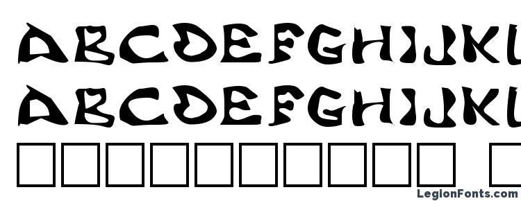 глифы шрифта Aaah Speed, символы шрифта Aaah Speed, символьная карта шрифта Aaah Speed, предварительный просмотр шрифта Aaah Speed, алфавит шрифта Aaah Speed, шрифт Aaah Speed