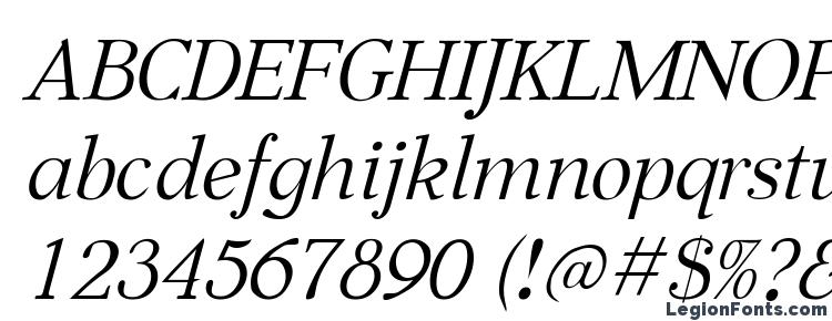 глифы шрифта Aabced italic, символы шрифта Aabced italic, символьная карта шрифта Aabced italic, предварительный просмотр шрифта Aabced italic, алфавит шрифта Aabced italic, шрифт Aabced italic