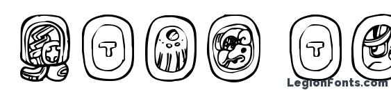 Abaj bold Font, Icons Fonts