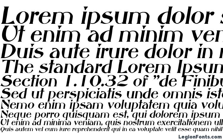 specimens Abbey old style sf italic font, sample Abbey old style sf italic font, an example of writing Abbey old style sf italic font, review Abbey old style sf italic font, preview Abbey old style sf italic font, Abbey old style sf italic font