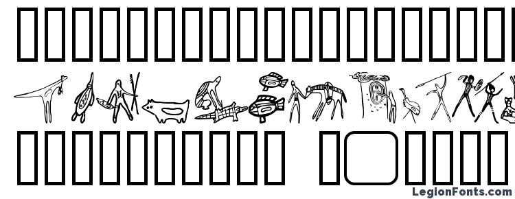 глифы шрифта Aboriginebats one, символы шрифта Aboriginebats one, символьная карта шрифта Aboriginebats one, предварительный просмотр шрифта Aboriginebats one, алфавит шрифта Aboriginebats one, шрифт Aboriginebats one