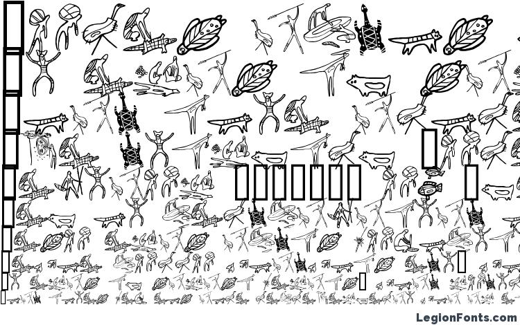 specimens Aboriginebats one font, sample Aboriginebats one font, an example of writing Aboriginebats one font, review Aboriginebats one font, preview Aboriginebats one font, Aboriginebats one font