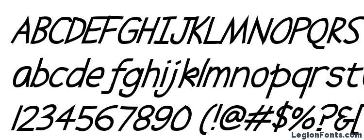 glyphs Abscissa Italic font, сharacters Abscissa Italic font, symbols Abscissa Italic font, character map Abscissa Italic font, preview Abscissa Italic font, abc Abscissa Italic font, Abscissa Italic font