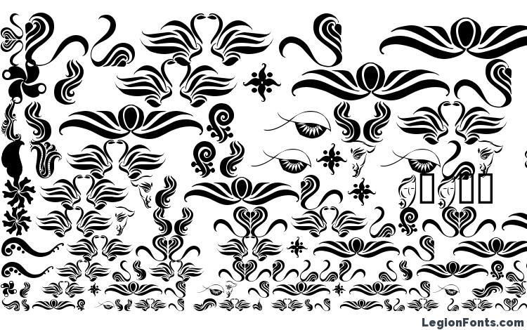 specimens Absinth flourishes i font, sample Absinth flourishes i font, an example of writing Absinth flourishes i font, review Absinth flourishes i font, preview Absinth flourishes i font, Absinth flourishes i font