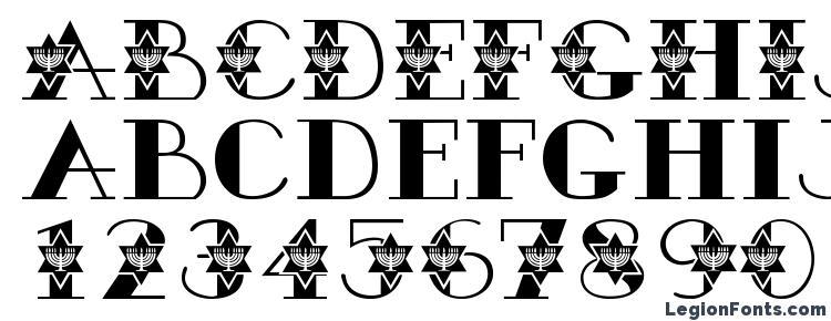 glyphs Ac1 menorah font, сharacters Ac1 menorah font, symbols Ac1 menorah font, character map Ac1 menorah font, preview Ac1 menorah font, abc Ac1 menorah font, Ac1 menorah font