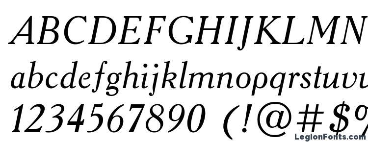 glyphs AcademyACTT Italic font, сharacters AcademyACTT Italic font, symbols AcademyACTT Italic font, character map AcademyACTT Italic font, preview AcademyACTT Italic font, abc AcademyACTT Italic font, AcademyACTT Italic font