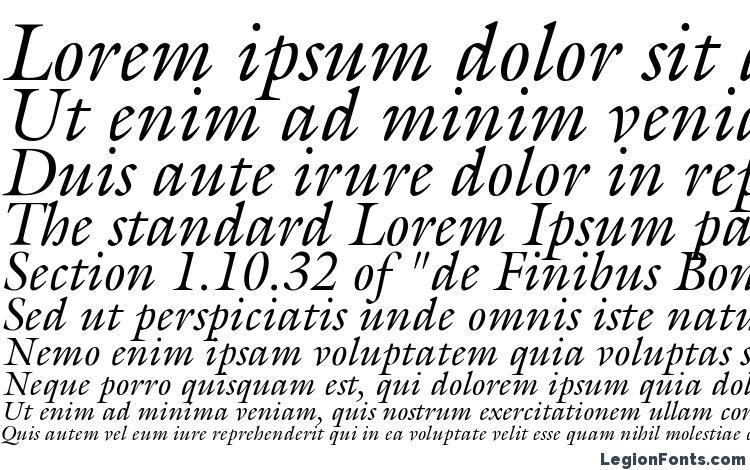 specimens Acanthus SSi Italic font, sample Acanthus SSi Italic font, an example of writing Acanthus SSi Italic font, review Acanthus SSi Italic font, preview Acanthus SSi Italic font, Acanthus SSi Italic font