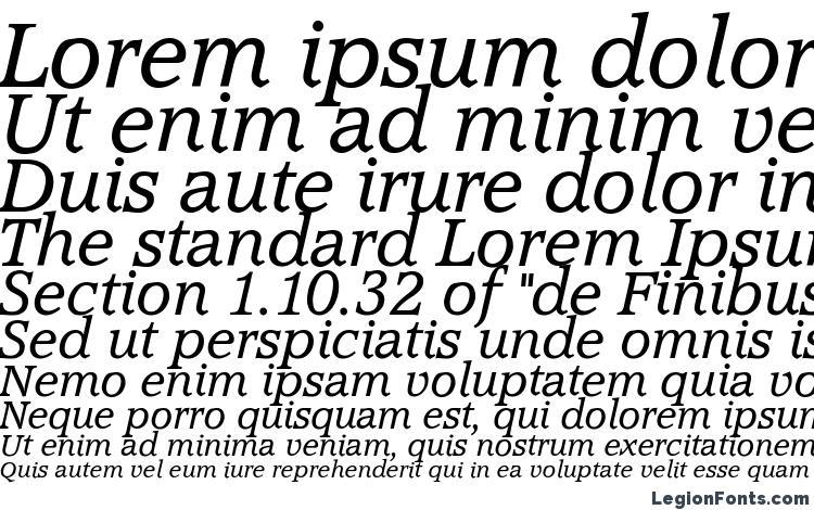 specimens Accolade Italic font, sample Accolade Italic font, an example of writing Accolade Italic font, review Accolade Italic font, preview Accolade Italic font, Accolade Italic font