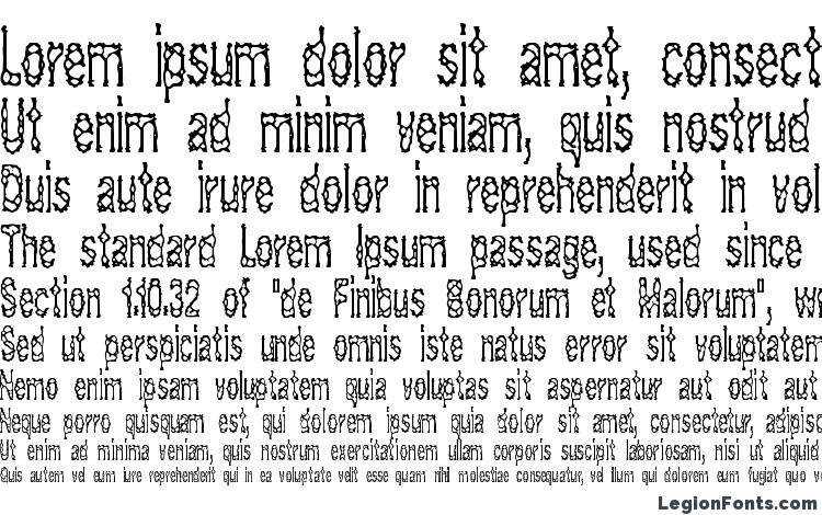 specimens Acid Reflux BRK font, sample Acid Reflux BRK font, an example of writing Acid Reflux BRK font, review Acid Reflux BRK font, preview Acid Reflux BRK font, Acid Reflux BRK font