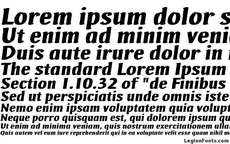 specimens Ad Hoc Bis Italic font, sample Ad Hoc Bis Italic font, an example of writing Ad Hoc Bis Italic font, review Ad Hoc Bis Italic font, preview Ad Hoc Bis Italic font, Ad Hoc Bis Italic font