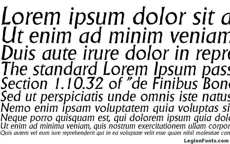 specimens AdelonAntique Italic font, sample AdelonAntique Italic font, an example of writing AdelonAntique Italic font, review AdelonAntique Italic font, preview AdelonAntique Italic font, AdelonAntique Italic font