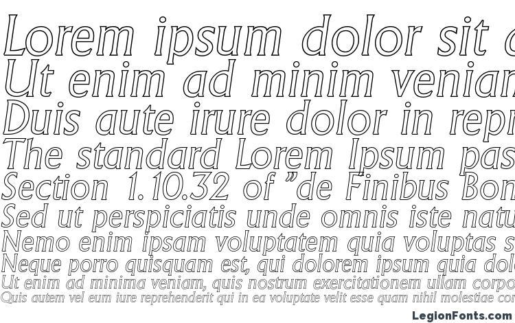 образцы шрифта AdelonOutline Light Italic, образец шрифта AdelonOutline Light Italic, пример написания шрифта AdelonOutline Light Italic, просмотр шрифта AdelonOutline Light Italic, предосмотр шрифта AdelonOutline Light Italic, шрифт AdelonOutline Light Italic