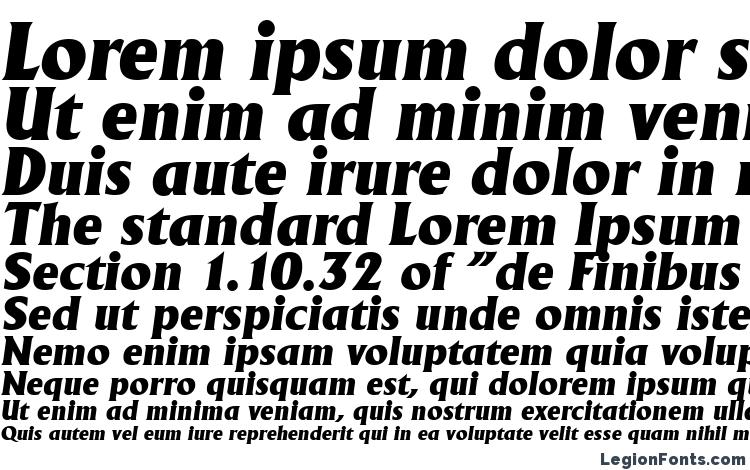 specimens AdelonSerial Heavy Italic font, sample AdelonSerial Heavy Italic font, an example of writing AdelonSerial Heavy Italic font, review AdelonSerial Heavy Italic font, preview AdelonSerial Heavy Italic font, AdelonSerial Heavy Italic font