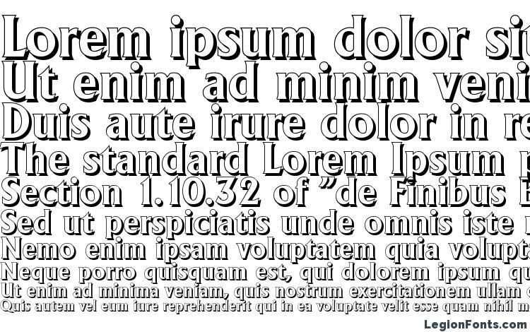 specimens AdelonShadow Bold font, sample AdelonShadow Bold font, an example of writing AdelonShadow Bold font, review AdelonShadow Bold font, preview AdelonShadow Bold font, AdelonShadow Bold font