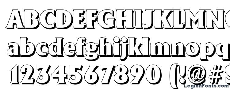 glyphs AdelonShadow Heavy Regular font, сharacters AdelonShadow Heavy Regular font, symbols AdelonShadow Heavy Regular font, character map AdelonShadow Heavy Regular font, preview AdelonShadow Heavy Regular font, abc AdelonShadow Heavy Regular font, AdelonShadow Heavy Regular font
