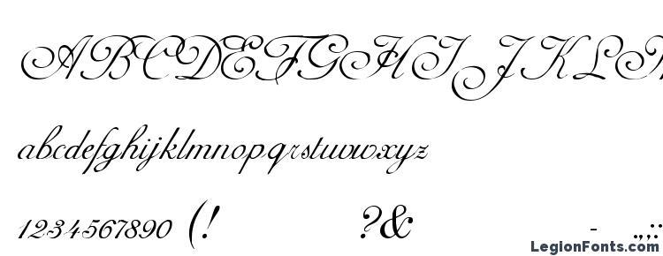 глифы шрифта AdineKirnberg Script, символы шрифта AdineKirnberg Script, символьная карта шрифта AdineKirnberg Script, предварительный просмотр шрифта AdineKirnberg Script, алфавит шрифта AdineKirnberg Script, шрифт AdineKirnberg Script