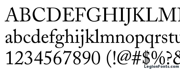 Adobe Caslon Regular Font Download Free / LegionFonts