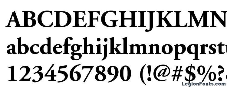 глифы шрифта Adobe Garamond LT Bold, символы шрифта Adobe Garamond LT Bold, символьная карта шрифта Adobe Garamond LT Bold, предварительный просмотр шрифта Adobe Garamond LT Bold, алфавит шрифта Adobe Garamond LT Bold, шрифт Adobe Garamond LT Bold