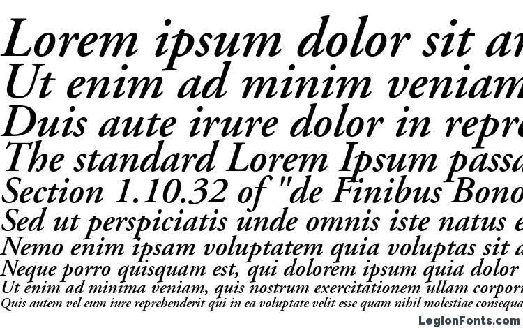specimens Adobe Garamond LT Semibold Italic font, sample Adobe Garamond LT Semibold Italic font, an example of writing Adobe Garamond LT Semibold Italic font, review Adobe Garamond LT Semibold Italic font, preview Adobe Garamond LT Semibold Italic font, Adobe Garamond LT Semibold Italic font