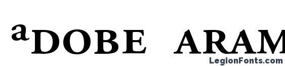 Adobe Garamond Semibold Expert Font Download Free / LegionFonts