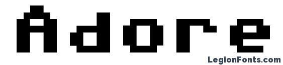 Adore64 Font