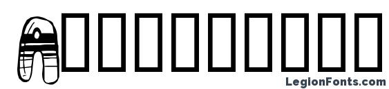 Adrenochrome Font, Halloween Fonts